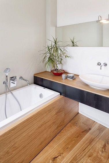 Idée décoration Salle de bain - aménagement d\'une petite salle de ...