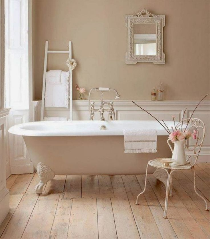Emejing Salle De Bain Rustique Chic Pinterest Gallery - Awesome ...