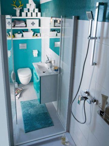 id e d coration salle de bain des portes de douches troites pour se glisser dans les espaces. Black Bedroom Furniture Sets. Home Design Ideas