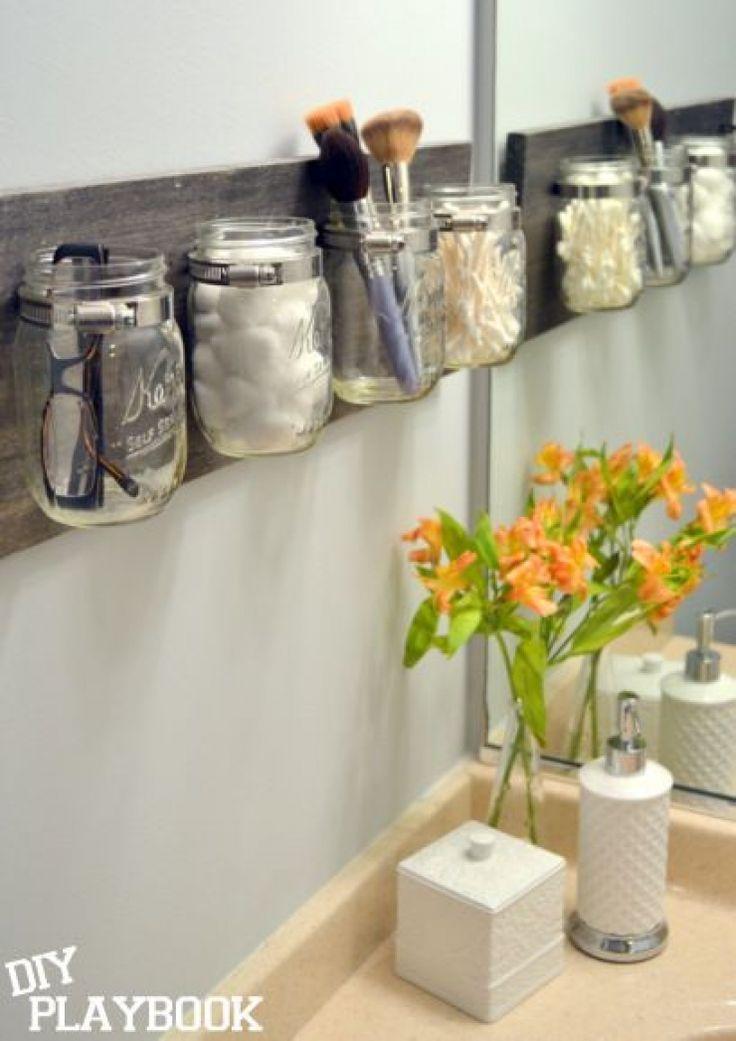 Idée décoration Salle de bain - Envie d\'une salle de bain rustique ...