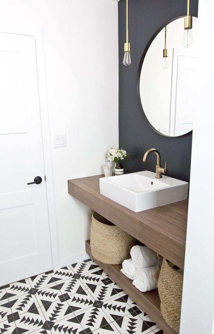 Idée décoration Salle de bain - Intérieur - Aménagement - Salle de ...