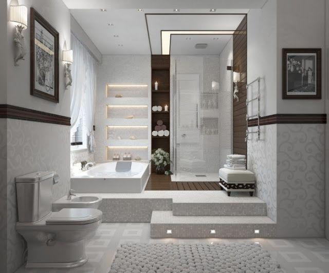 Idée décoration Salle de bain - Salles de bains modernes ...