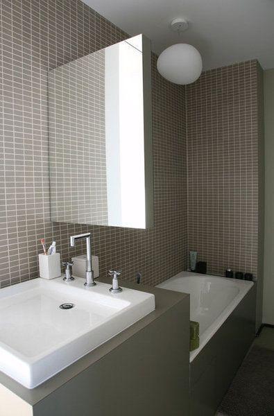 id e d coration salle de bain un am nagement astucieux. Black Bedroom Furniture Sets. Home Design Ideas