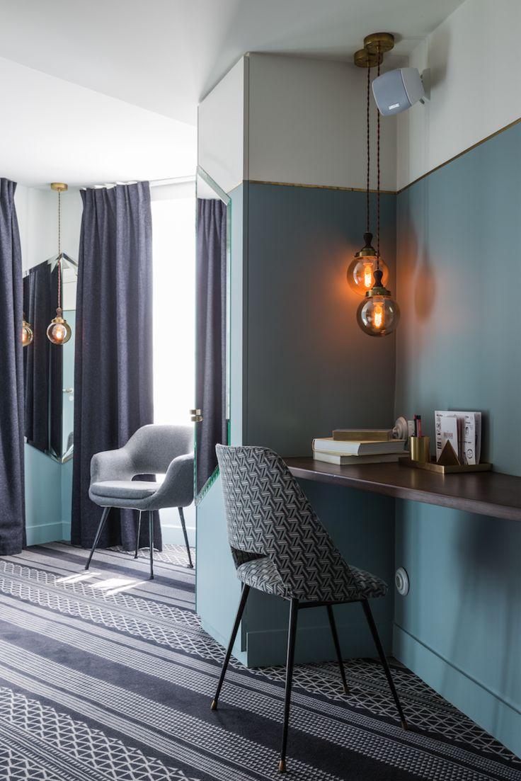 Hotel Room Decoration: Idée Décoration Salle De Bain