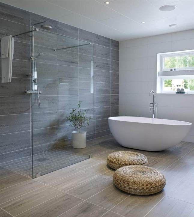 Id e d coration salle de bain une maison pour une for Nouvelle tendance salle de bain