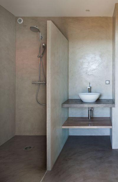 Id e d coration salle de bain voil une douche pour chez for Decoration bain douche