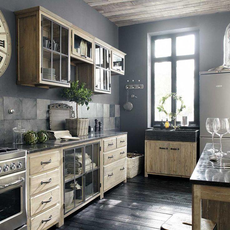 Cuisine : porte de placard de cuisine en verre Porte De . Porte De ...