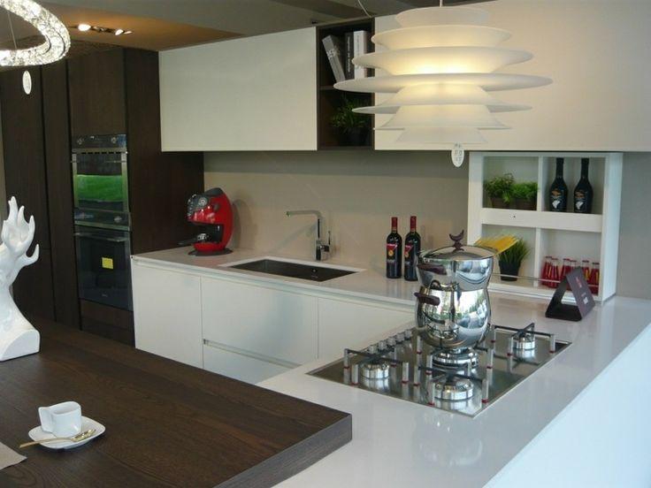 id e relooking cuisine mod le de cuisine blanche laqu e leading. Black Bedroom Furniture Sets. Home Design Ideas