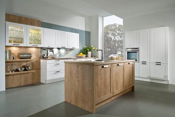 id e relooking cuisine mod le de cuisine sur mesure classique de marque h cker par l 39 artisan. Black Bedroom Furniture Sets. Home Design Ideas
