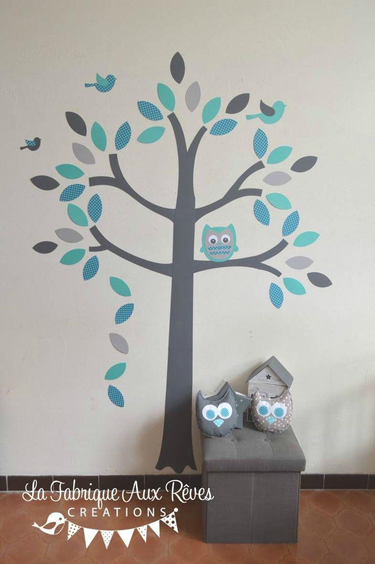 Relooking et décoration 2017 / 2018 - Autocollants arbre ...