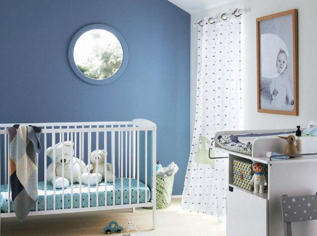 Relooking et d coration 2017 2018 chambre bebe mur - Decoration chambre de bebe mixte ...