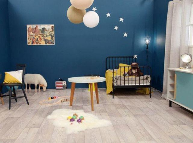 Decoration Chambre Garcon Adulte : Relooking et décoration chambre bleue objet