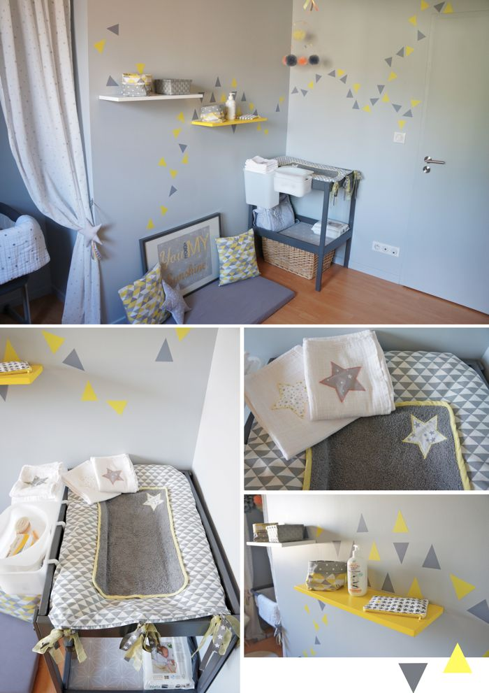 Relooking et décoration 2017 / 2018 - Chambre Nursery / Baby Girl ...