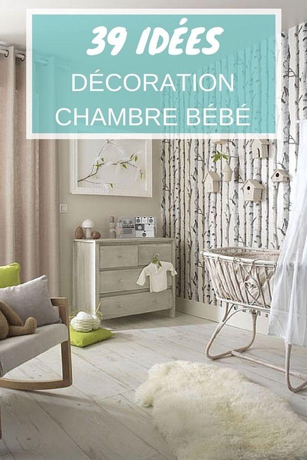 Décoration Chambre Bébé 39 Idées Et Tendances Homelisty