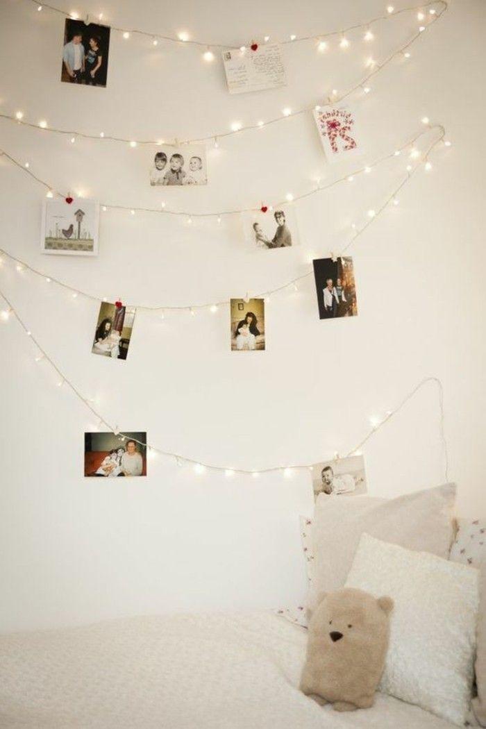 description guirlande lumineuse - Guirlande Lumineuse Deco Chambre