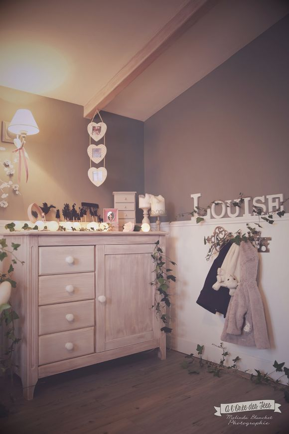 La chambre bébé de Louise I. - mignon, chambre bébé, chambre ...