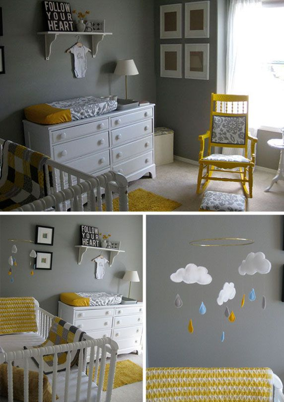 Beautiful Chambre Jaune Et Gris Bebe Gallery - Ramsay Stirling