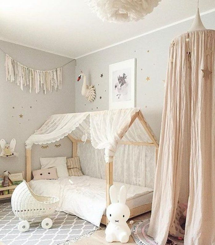 relooking et d coration 2017 2018 lit b b montessori maisonnette linge de lit blanc tipi. Black Bedroom Furniture Sets. Home Design Ideas