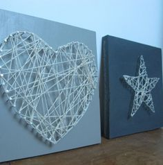 relooking et d coration 2017 2018 tableau clous et ficelle meubles et objets pure. Black Bedroom Furniture Sets. Home Design Ideas