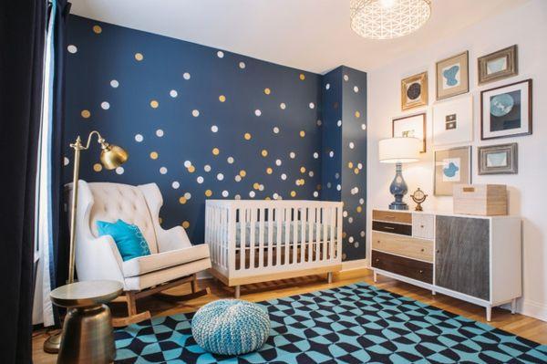Relooking et d coration 2017 2018 tapis chambre bebe - Chambre bebe bleu ...