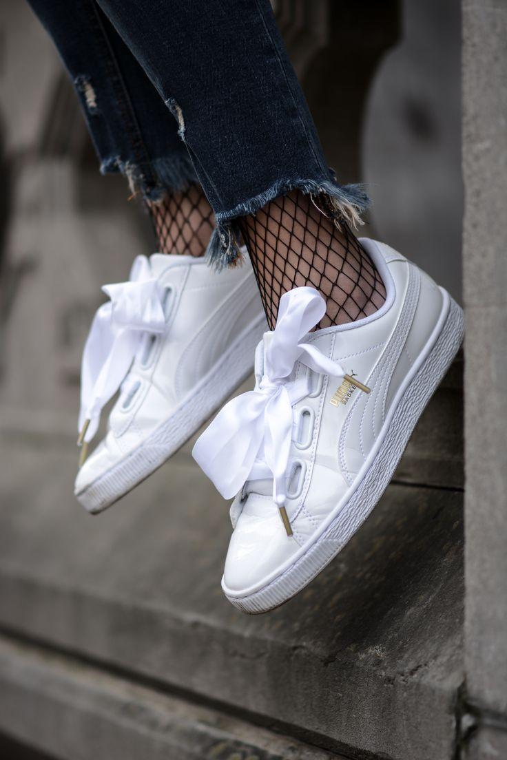Femme Tendance Listspirit Puma Basket 2017 Sneakers Suede