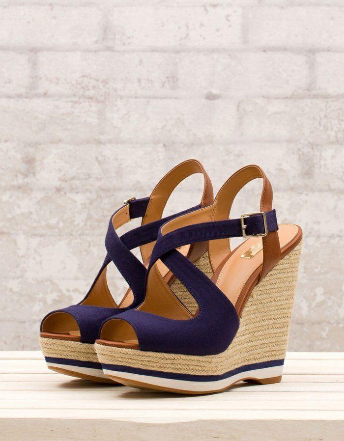 Moderne Have Un Must Pour Compensées Les Chaussures La Femme w8O4xOUZ