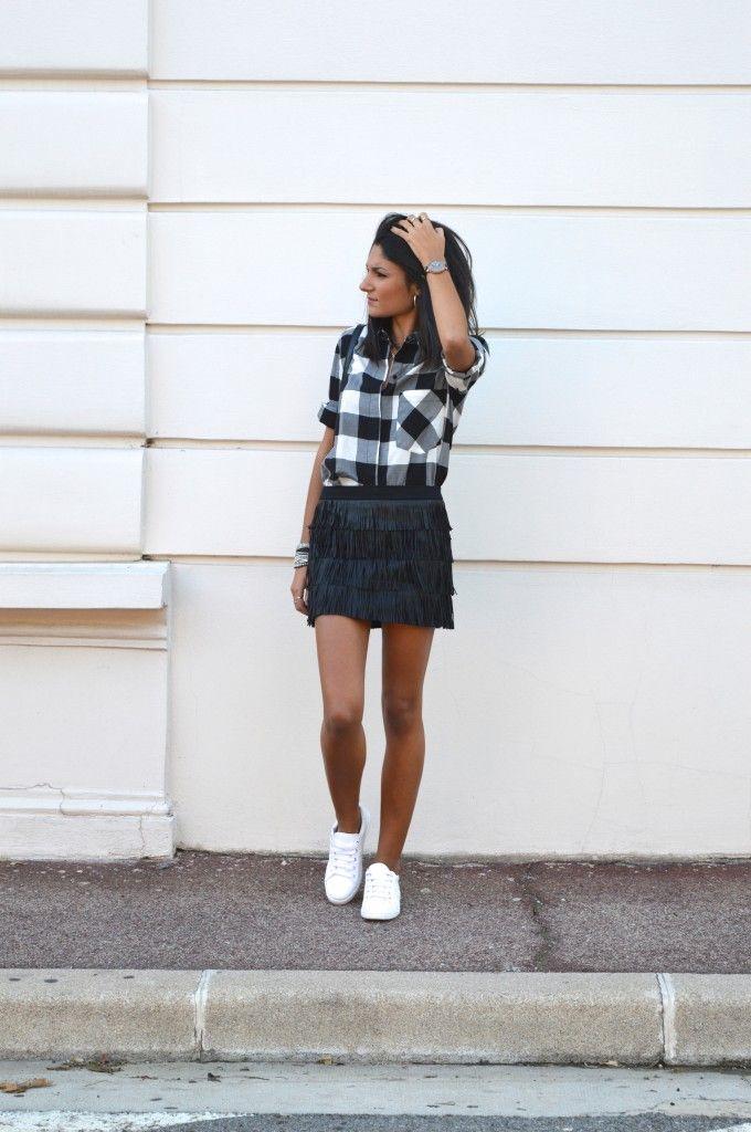 tendance chaussures 2017 nouveau blog mode chemise a carreaux leading. Black Bedroom Furniture Sets. Home Design Ideas