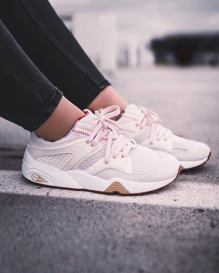 Tendance Chaussures 2017 Sneakers Femme Puma Basket