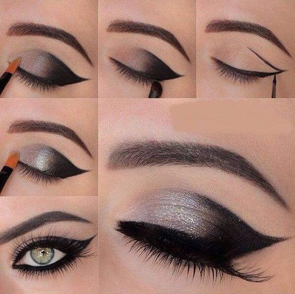 Tendance Maquillage Yeux 2017 / 2018 , Maquillage rockabilly