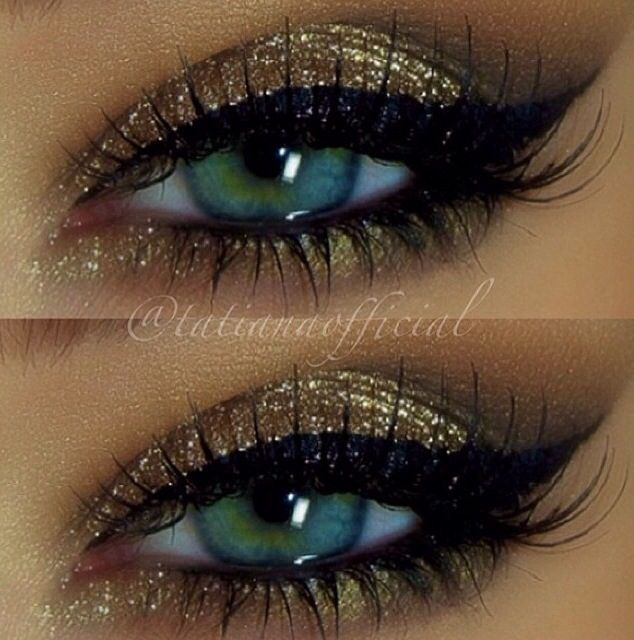 Tendance maquillage yeux 2017 2018 ombre paupi res - Maquillage tendance 2017 ...