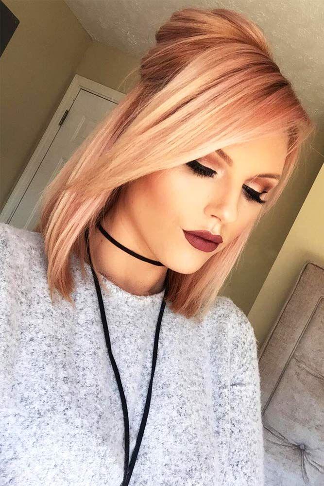 nouvelle tendance coiffures pour femme 2017 2018 les plus belles coiffures d 39 hiver montrer. Black Bedroom Furniture Sets. Home Design Ideas