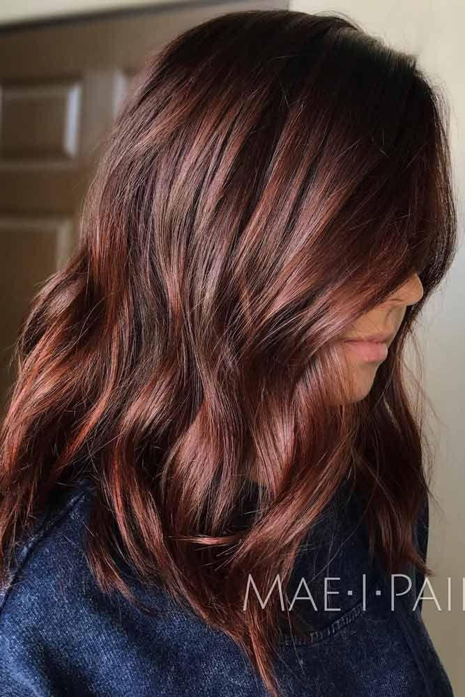 nouvelle tendance coiffures pour femme 2017 2018 les cheveux roux sont intemporels et sexy. Black Bedroom Furniture Sets. Home Design Ideas