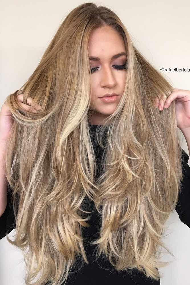 nouvelle tendance coiffures pour femme 2017 2018 les cheveux longs sont toujours sexy mais. Black Bedroom Furniture Sets. Home Design Ideas
