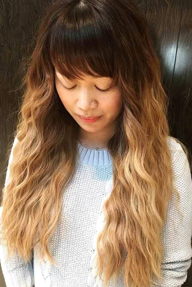nouvelle tendance coiffures pour femme 2017 2018 les coupes de cheveux multicolores avec. Black Bedroom Furniture Sets. Home Design Ideas