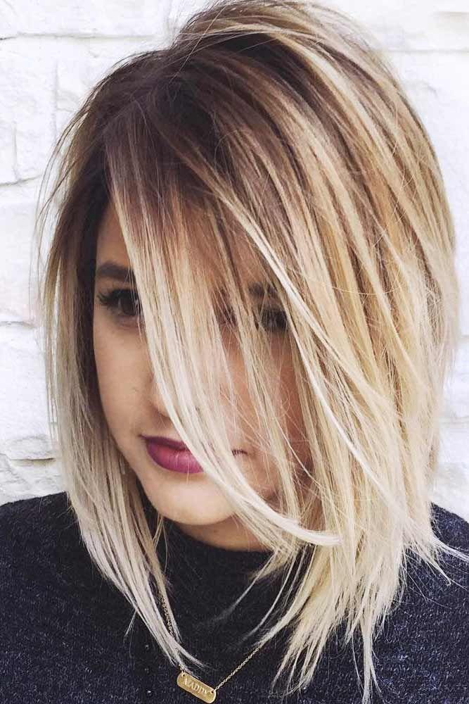 nouvelle tendance coiffures pour femme 2017 2018 les coupes de cheveux edgy bob sont les. Black Bedroom Furniture Sets. Home Design Ideas