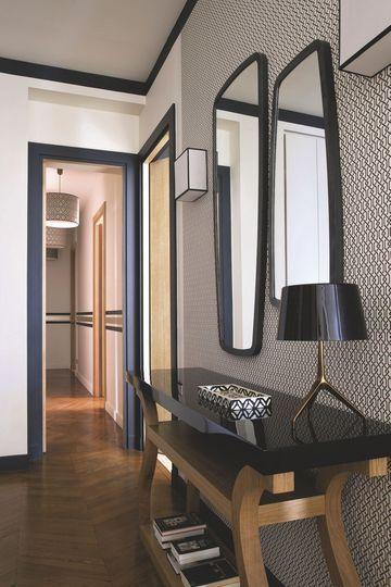 d co salon appartement paris place des ternes 230 m2 transform s c t maison. Black Bedroom Furniture Sets. Home Design Ideas
