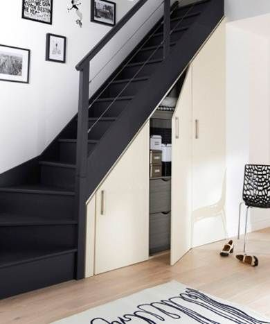 deco sous escalier interesting echelle meunier leroy merlin escaliers modles bien penss with. Black Bedroom Furniture Sets. Home Design Ideas