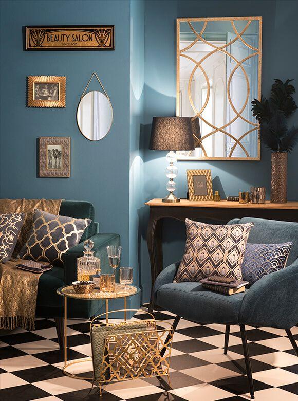 d co salon tendance d co milord id e d co et shopping maisons du monde. Black Bedroom Furniture Sets. Home Design Ideas