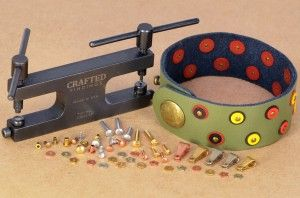 Crafted Findings Riveting System