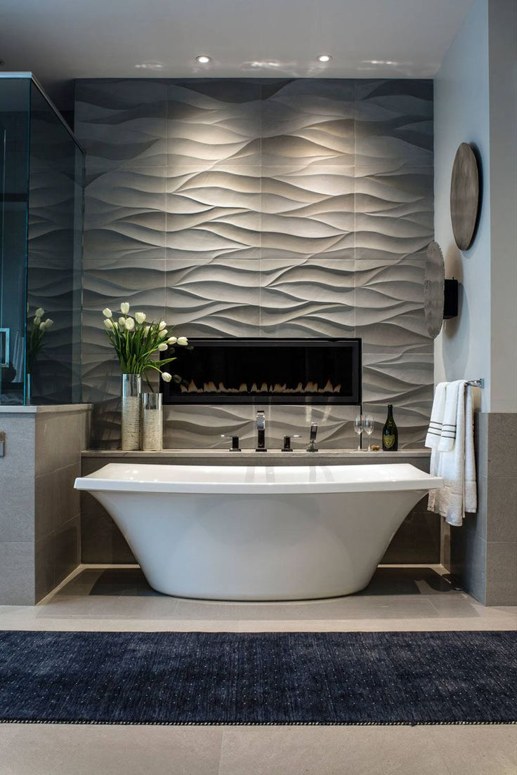 Id e d coration salle de bain bathroom tile ideas for Idee deco 3d