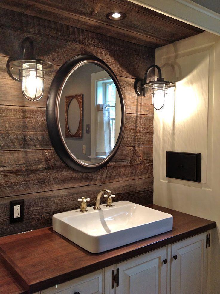 Id e d coration salle de bain d cor nautique - Idee decoration salle de bain ...