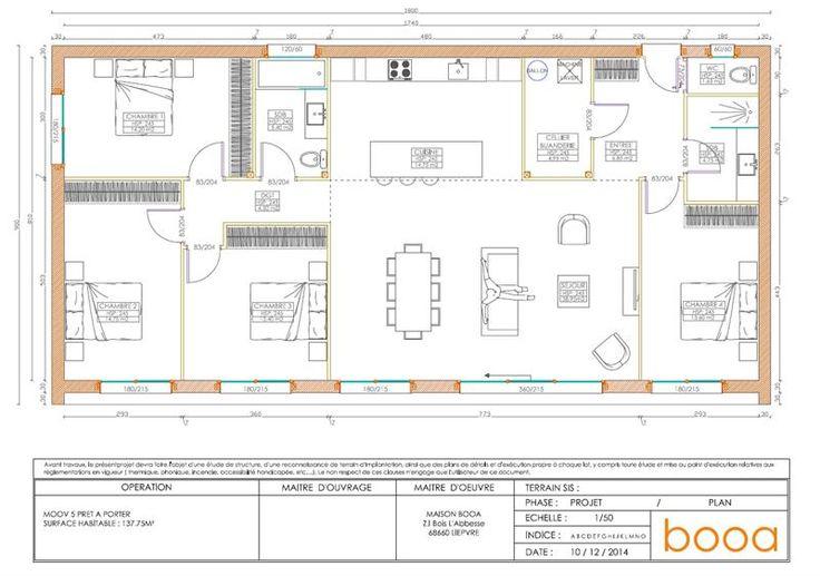 maison ossature bois contemporaine booa ventana blog. Black Bedroom Furniture Sets. Home Design Ideas