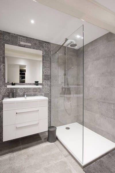 Id e d coration salle de bain miniature maison de for Maison deco salle de bain