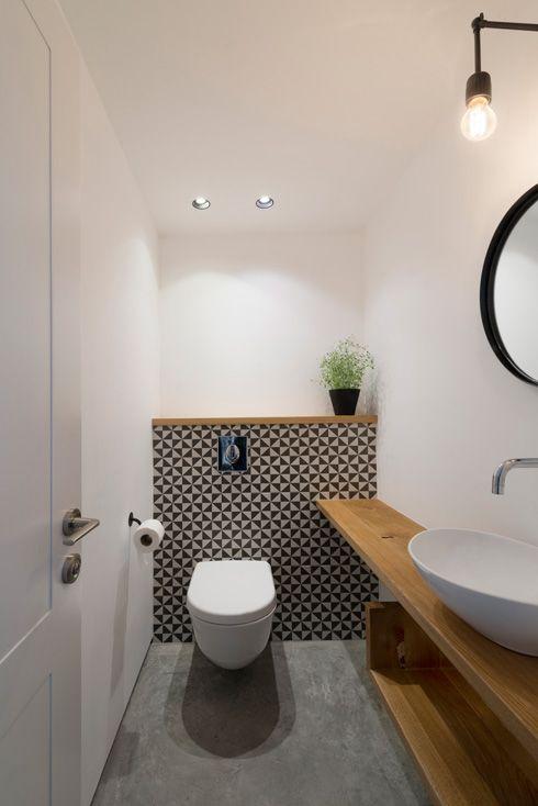 Id e d coration salle de bain motif n b plan vasque for Decoration etagere salle de bain
