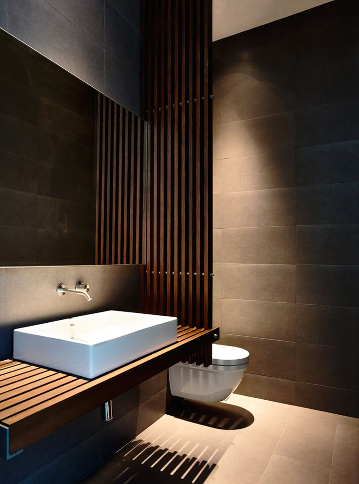 Awesome Idee De Separation Salle De Bain Contemporary - Awesome ...