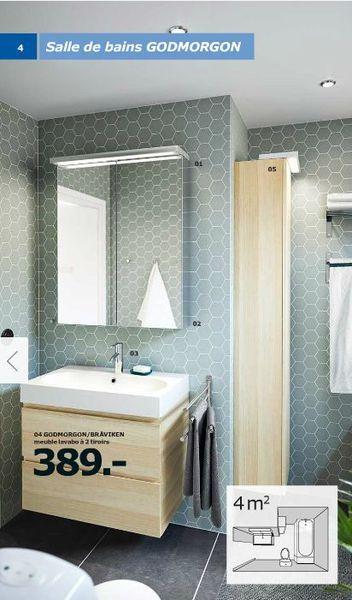 id e d coration salle de bain salle de bains godmorgon du catalogue salles de bains ikea 2015. Black Bedroom Furniture Sets. Home Design Ideas