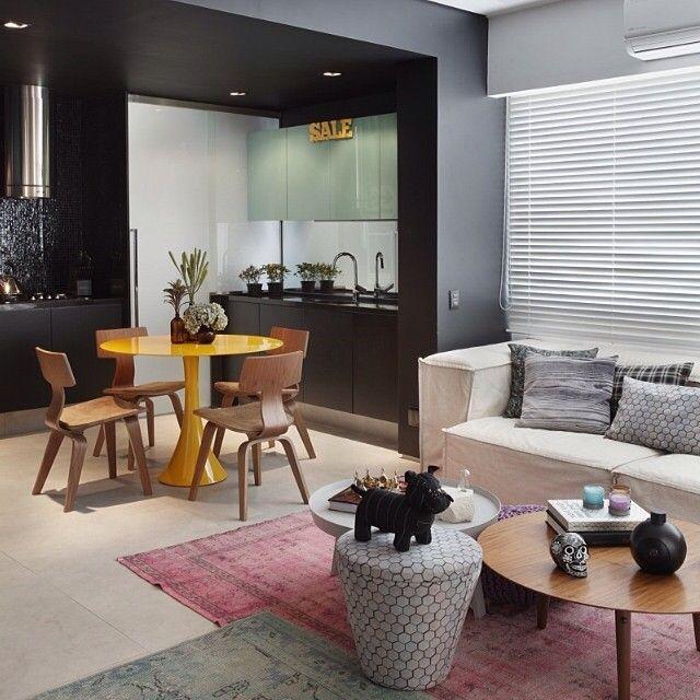Kitchen Impossible Idee: Apartamento Farme De Amoedo
