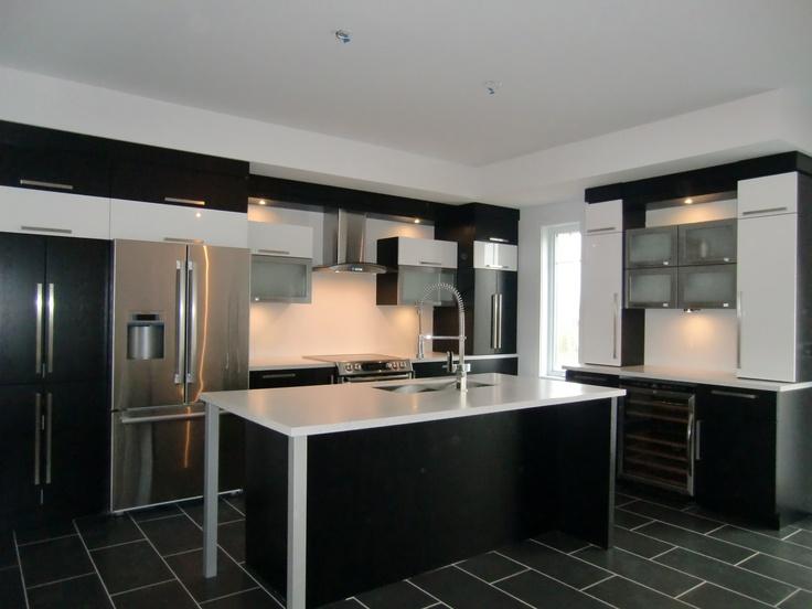 id e relooking cuisine armoire de cuisine style moderne. Black Bedroom Furniture Sets. Home Design Ideas