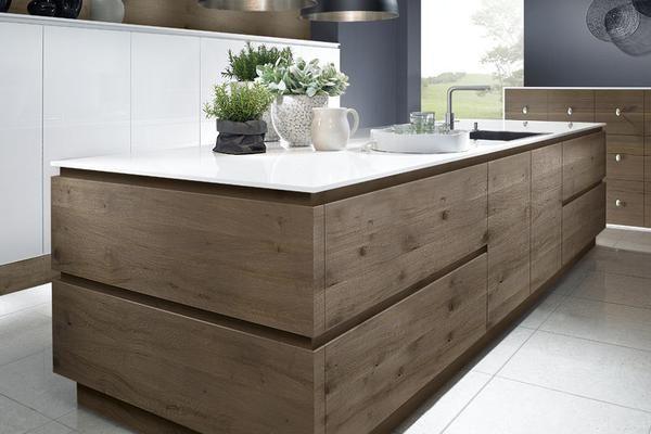 id e relooking cuisine ce mod le de cuisine moderne en bois est un chef d 39 oeuvre de la nature. Black Bedroom Furniture Sets. Home Design Ideas