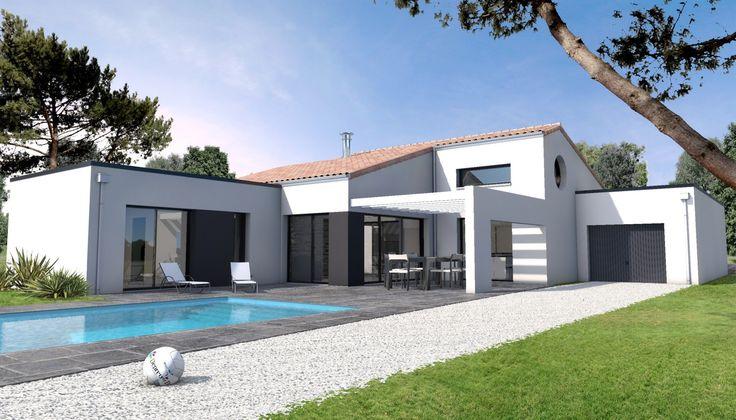 Id e relooking cuisine constructeur maison la chaume for Constructeur maison 85